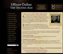 Second Age - Ultima Online