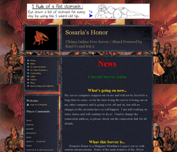 Ultima Online Game & Private Server & Top Free Games