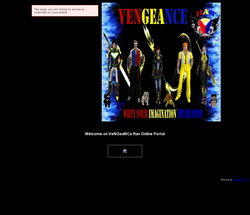 VeNGeaNCe Ran - When ur imagination never stops! (