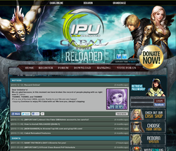 CABAL ONLINE RELOADED - IPLAY UNLIMITED