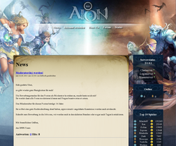 [BNN] NEW Aion Server [GERMAN]