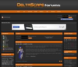Deltascape - Powered by vBulletin