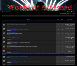 World of Blizzard WoW Server