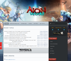 AionWorld 2.1.0.1 Full Support