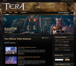 TERA-ONLINE Offical NA/EU website