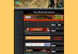 private servers top 100