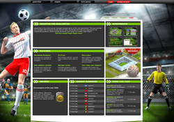 Goalunited - online football manager