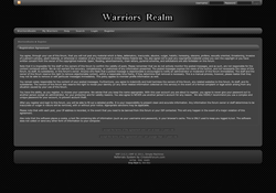 Warriors Realm