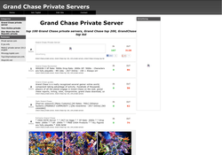 Grand Chase Private Servers
