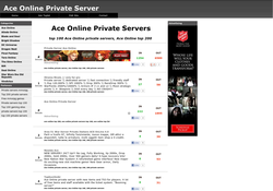 ace online private server