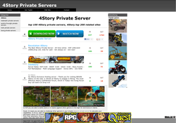 4Story Private Servers