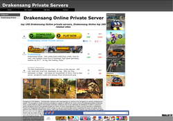 Drakensang Online Private Servers