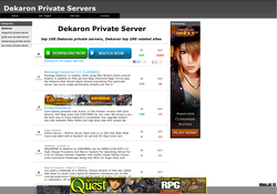 Dekaron Private Servers