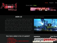 New 2014! Aion 4.0 Free PvP Server