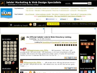 Top 40 Rifts Websites @ Jatslo! Marketing & Web Design Specialists