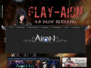 Play - Aion  4. 0 High Rate PvP/PvE