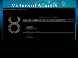 Virtues of Atlantis
