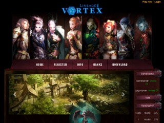 Lineage 2 Vortex - NEW open server