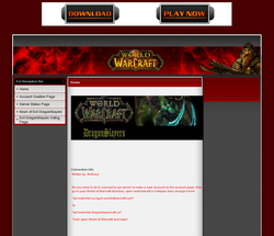 Evil DragonSlayers WOW Public Server